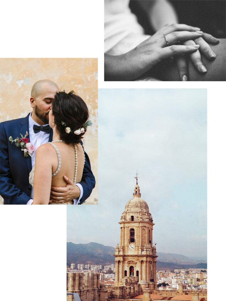 Fotocollage Hochzeitsfotograf